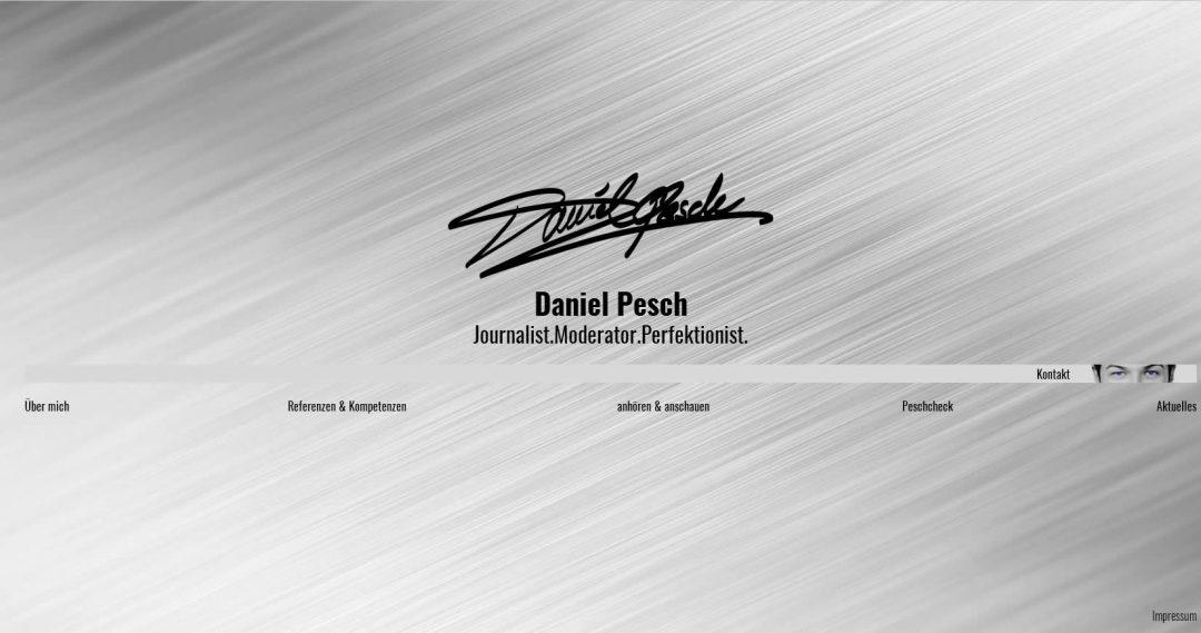 Portfolio Moderator Daniel Pesch