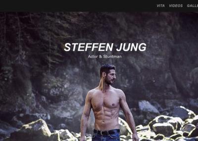 Steffen Jung – Actor & Stuntman