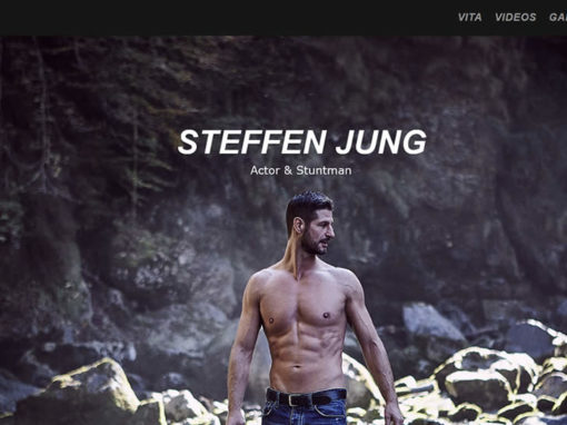 Steffen Jung – Actor & Stuntman